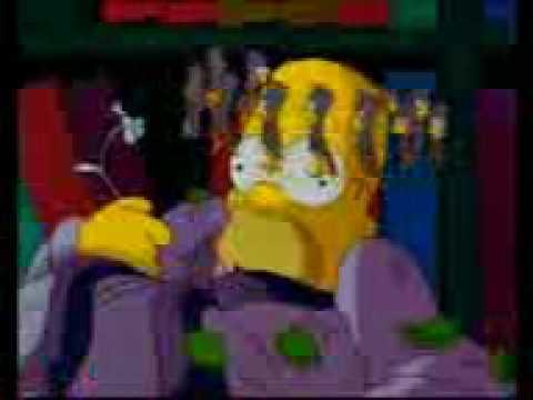 Los Simpsons - El cuervo