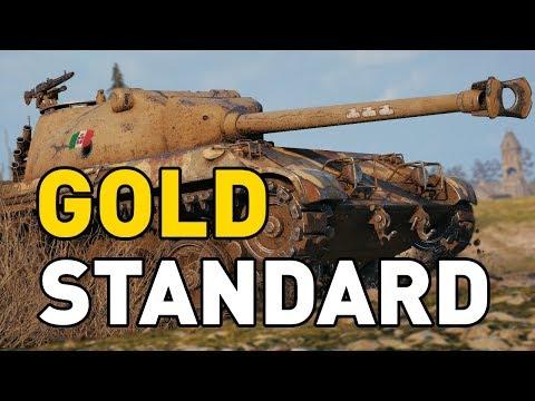 World of Tanks    GOLD STANDARD
