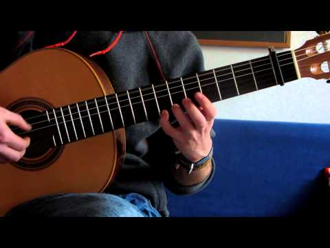 Run - Leona Lewis on Classical Guitar  Instrumental Cover