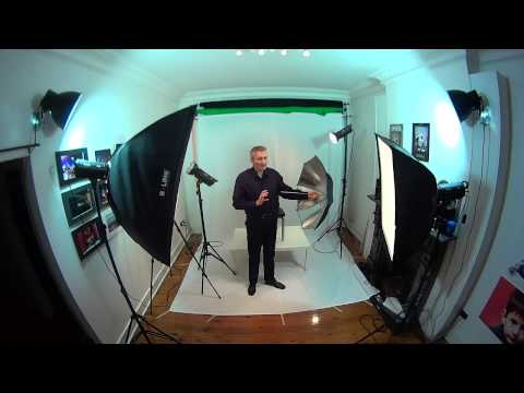 lighting - learn the basics of studio lighting, learn how to set up a cheap and effective haome based studio and start your own photography business. Not only you can m...