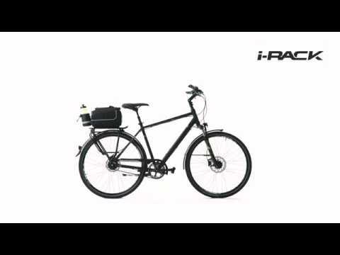Northwind Opero Smartbag TOUR Limited Edition i-Rack Gepäckträgertasche Video