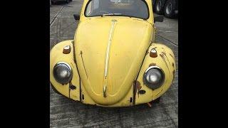 Video Founded Volkswagen 1955 Ovale Beetle MP3, 3GP, MP4, WEBM, AVI, FLV Juli 2018