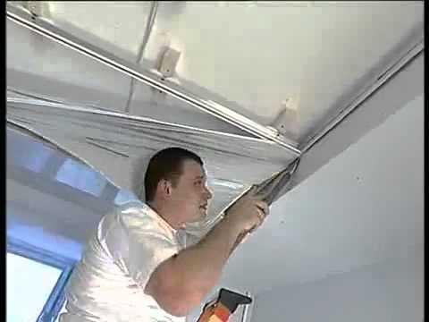 Реклама натяжных потолков как это сделать