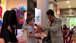Comelnya Baem bila kene paksa dengan Dato Aliff Syukri cara marketing produk