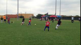 Check out the champions of our Dallas Male 05 division, the FC Dallas 05 Toros!!!