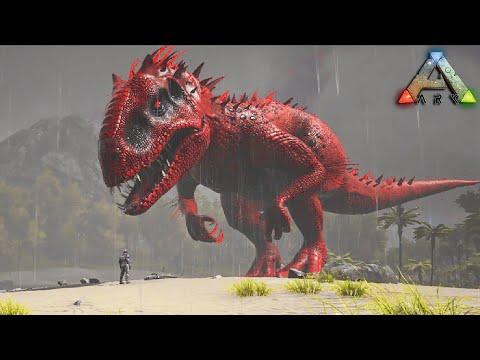 DEMON Indominus Rex Je Dosao I Jos Po Nesto! (Ark Survival Evolved) Island