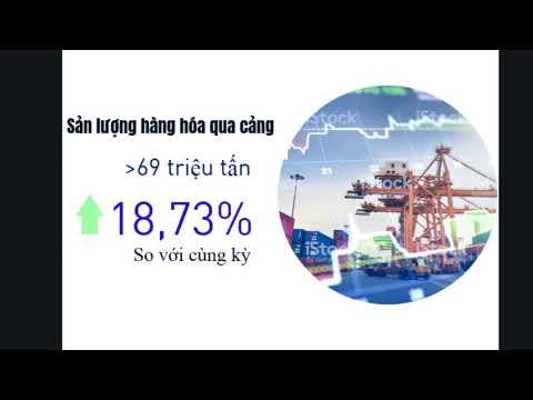 Infographics tình hình KT-XH thành phố Hải Phòng tháng 8/2018