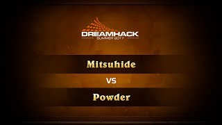 Mitsuhide vs Powder, game 1