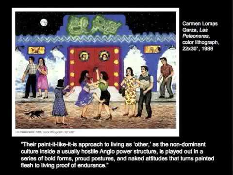 Betrachtet / missachtet: Die Rezeption von Body Culture: Chicano Figuration, von 1990-1992