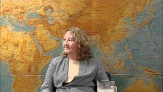 Nobel Laureate Carol Greider - Germany, University of Goettingen, Biology