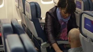 Managing medical emergencies at 30,000 feet