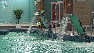 Открытие водно-развлекательного комплекса