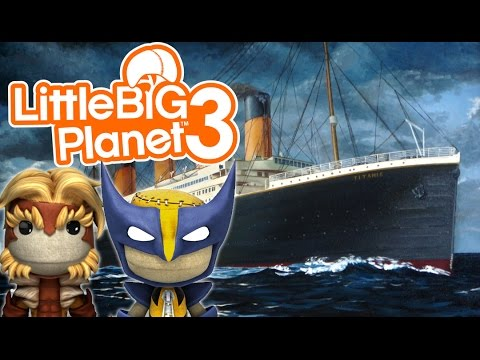 Video The Titanic, Totally Accurate! | Little Big Planet 3 Multiplayer (44) download in MP3, 3GP, MP4, WEBM, AVI, FLV January 2017