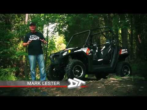 2013 Polaris RZR 570 Trail Edition Test Ride