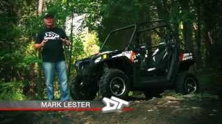 9. 2013 Polaris RZR 570 Trail Edition Test Ride