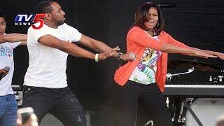 Michelle Obama's Funky Dance – Agata Duda może pozazdrościć.