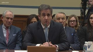 Michael Cohen questioned by Rep. Jim Jordan about Donald Trump: raw video