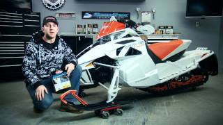 8. Steadymate Products For Snowmobiling