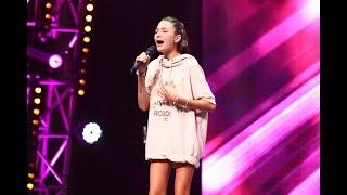 Labrinth - Jealous. Vezi aici cum cântă Francesca Nicolescu, în Bootcamp, la X Factor