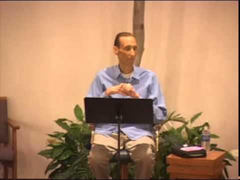 Gailen Veurink Testimony at Platte Christian Reformed Church 4/9/2011