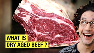 What is Dry Aged Beef ? Essential Things You Should Know... by Alex French Guy Cooking
