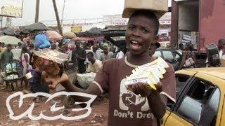 リベリア 混迷の原点(2)犯罪多発地区に潜入