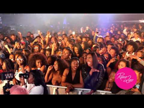 Ice Prince Performs Oleku, Boss At GH4GH All Access In Washington, DC
