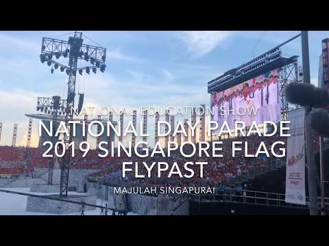 National Day Parade 2019!  Managed...