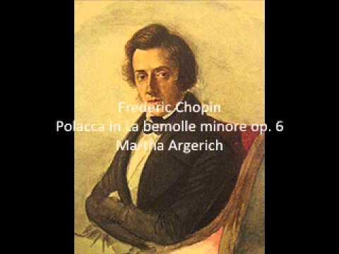 Frederic Chopin - Polacca in La bemolle maggiore