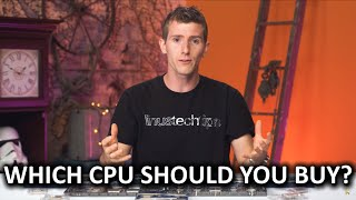 What CPU Should I Buy? - Intel Edition 2016