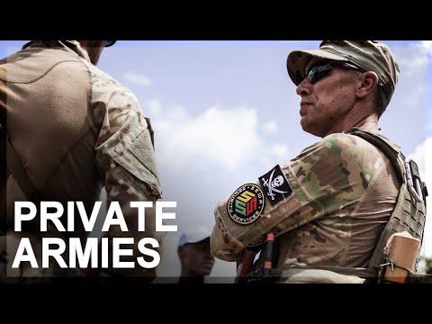 Mercenaries are reshaping the battlefield