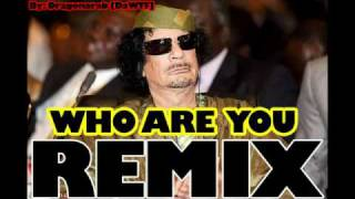 Who Are You Geda Remix.flv