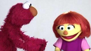 Meet Julia - Sesame Street's newest muppet with autism
