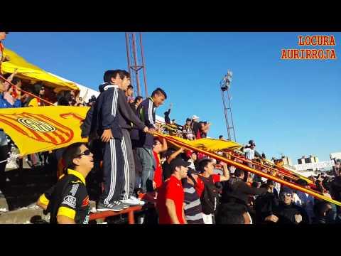 Hinchada Boca Unidos 2 Banfield 1 - La Barra de la Ribera - Boca Unidos