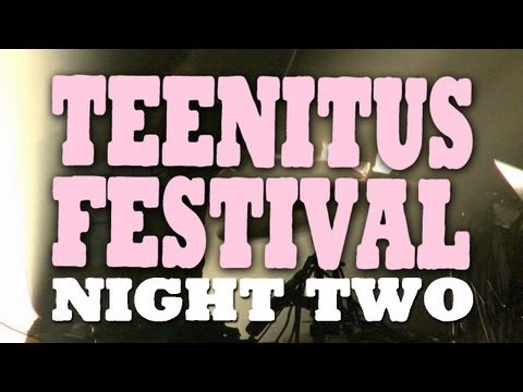 Network Awesome - Tue, Sep 17 Night 2 the Teenitus Fest plus related videos and movies!