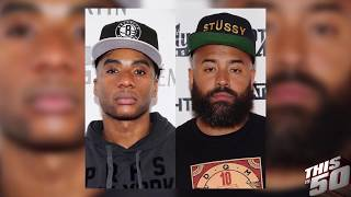 Video Ebro Goes Off on Charlamagne + Speaks on His Issue With 50 Cent MP3, 3GP, MP4, WEBM, AVI, FLV Januari 2019