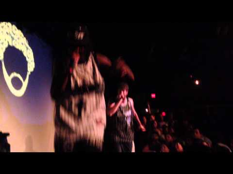 Lil Dicky - White Crime - Live @ The Social - Orlando, FL 9/27/14 - ProfessionalRapperTour