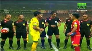 Final piala malaysia 2016 kedah vs selangor first half