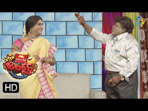 Racha Ravi Performance | Extra Jabardasth| 20th October 2017