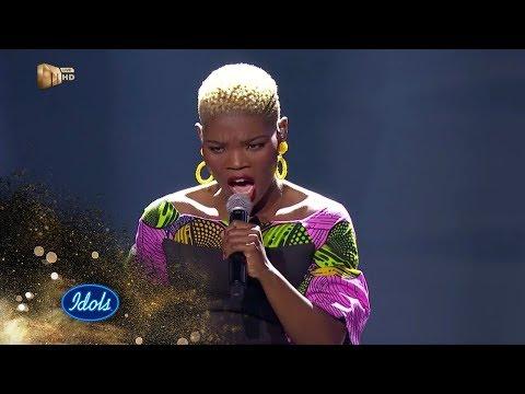 Top 17 Group A: Viggy – 'Mgodi' – Idols SA   S15  Live Shows   Mzansi Magic