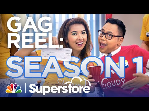 Season 1 Bloopers - Superstore