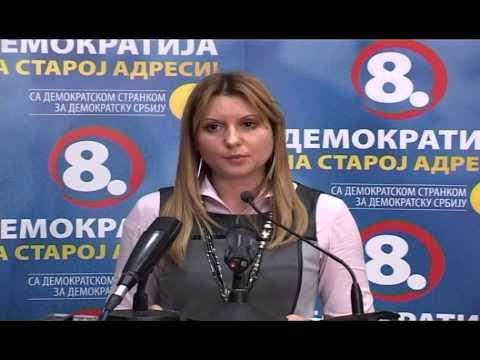 Александра Јерков: Кривичне пријаве због куповине гласова, бројне неправилности на изборима