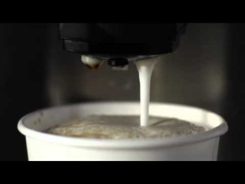 Starbucks Automated Espresso Machine Demo Video