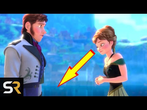 15 Things Only Adults Noticed In Frozen