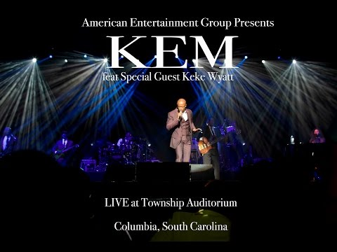 An Evening of Love with Kem feat. Keke Wyatt
