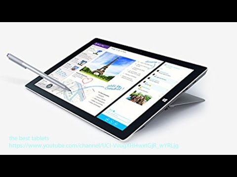 2016 Newest Review Microsoft Surface Pro 3