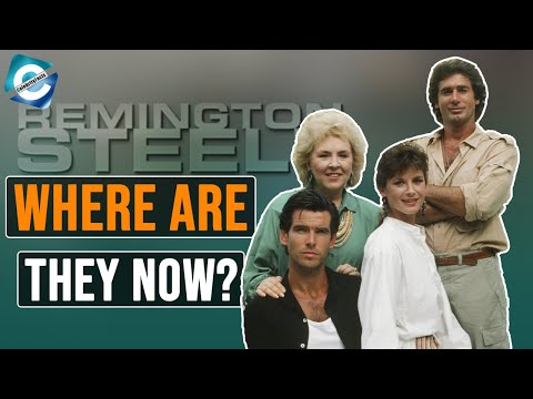 Remington Steele Cast: Where Are They Now? 2021