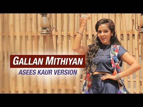 GALLAN MITHIYAN | ASEES KAUR COVER VERSION | MANKIRAT AULAKH | PANOCTAVE MUSIC