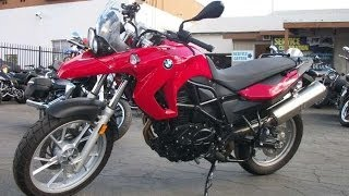 3. Used Motorcycles For Sale 2009 BMW F 650 GS FOR SALE