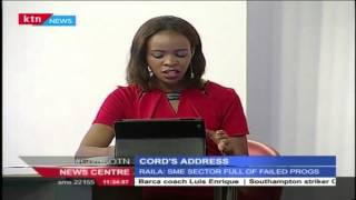 Political Analysts' Take On CORD's State Of The Nation Address